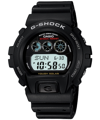 Picture of  CASIO G-SHOCK    G-6900-1  (พลังแสง)