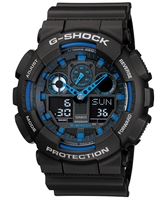 Picture of CASIO G-SHOCK   GA-100-1A2DR