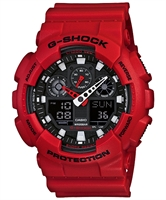 Picture of CASIO G-SHOCK  GA-100B-4ADR