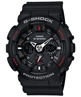 Picture of CASIO G-SHOCK   GA-120-1ADR