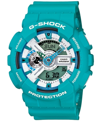 Picture of CASIO G-SHOCK   GA-110SN-3A