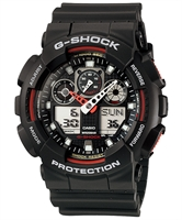 Picture of CASIO G-SHOCK   GA-100-1A4
