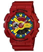 Picture of CASIO G-SHOCK GA-110FC-1