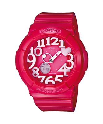 Picture of  CASIO BABY-G  BGA-130-4BDR