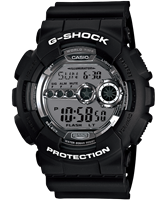 Picture of CASIO G-SHOCK   GD-100BW-1  Limited edition