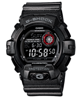 Picture of CASIO  G-SHOCK   G-8900SH-1DR  Limited Color