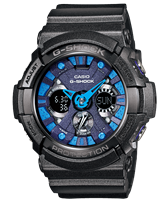 Picture of CASIO G-SHOCK GA-200SH-2A   Limited Color