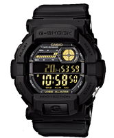 Picture of CASIO G-SHOCK GD-350-1B
