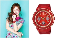 Picture of CASIO BABY-G  BGA-151GG-4BDR