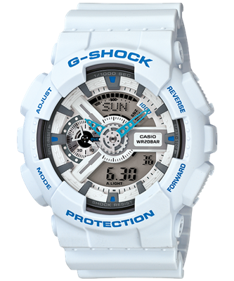 Picture of  CASIO G-SHOCK   GA-110SN-7ADR