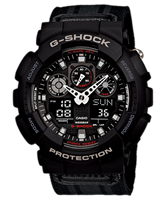 Picture of CASIO G-SHOCK   GA-100MC-1A