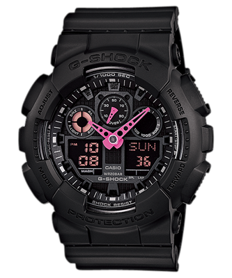 Picture of CASIO G-SHOCK   GA-100C-1A4DR