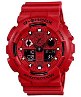 Picture of CASIO G-SHOCK   GA-100C-4ADR