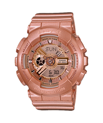 Picture of CASIO Baby-G  BA-111-4ADR