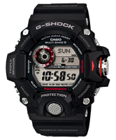 Picture of CASIO  G-SHOCK   GW-9400-1  RANGEMAN (พลังแสง)