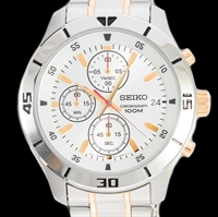 Picture of SEIKO  Chronograph  SKS403