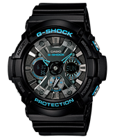 Picture of CASIO G-SHOCK   GA-201BA-1A   Limited