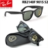 Picture of Ray-Ban Wayfarer Classic รุ่น RB2140F 901S size  52 ลดเพิ่มอีก 200