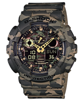 Picture of CASIO G-SHOCK   GA-100CM-5