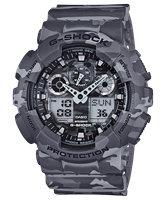 Picture of CASIO G-SHOCK   GA-100CM-8