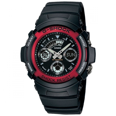 Picture of CASIO  G-SHOCK   AW-591-4A