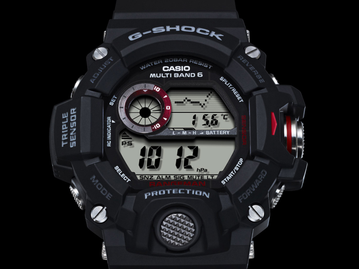 casio baby g shock manual
