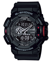 Picture of CASIO G-SHOCK GA-400-1B