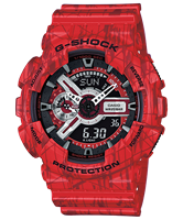 Picture of CASIO G-SHOCK  GA-110SL-4ADR Limited edition