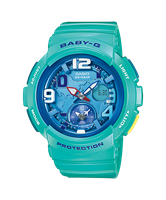 Picture of CASIO BABY-G  BGA-190-3BDR