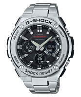Picture of CASIO G-SHOCK G-STEEL GST-S110D-1ADR