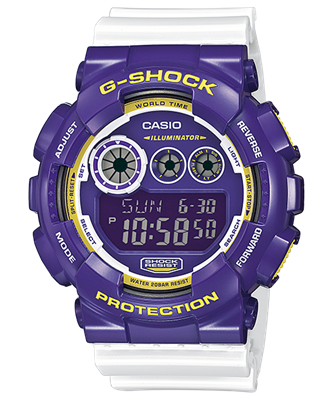 Picture of  CASIO G-SHOCK  GD-120CS-6  Limited edition