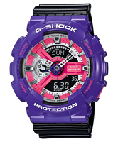 Picture of  CASIO G-SHOCK   GA-110NC-6A