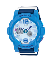 Picture of CASIO BABY-G  BGA-180-2B3