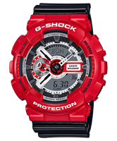 Picture of CASIO G-SHOCK   GA-110RD-4A Limited Edition