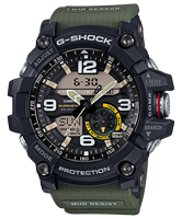 Picture of CASIO G-SHOCK  GG-1000-1A3  MUDMASTER