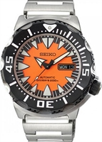Picture of SEIKO AUTOMATIC FANG MONSTER  SRP315K2