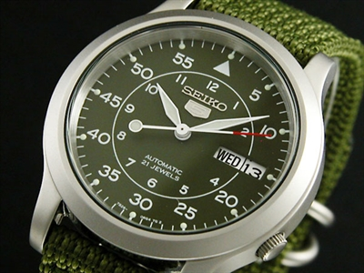 Picture of SEIKO Automatic  SNK805K2