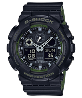 Picture of CASIO G-SHOCK   GA-100L-1A   SPECIAL COLOR