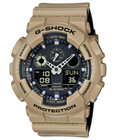 Picture of CASIO G-SHOCK   GA-100L-8A   SPECIAL COLOR