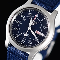 Picture of SEIKO Automatic  SNK807K2 สีน้ำเงิน
