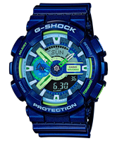 Picture of CASIO G-SHOCK   GA-110MC-2A  Limited color