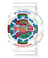 Picture of CASIO G-SHOCK   GA-110MC-7A Limited color