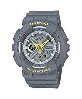 Picture of CASIO  BABY-G  BA-110PP-8A