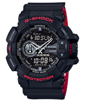 Picture of CASIO G-SHOCK GA-400HR-1A