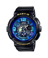 Picture of CASIO BABY-G  BGA-190GL-1BDR