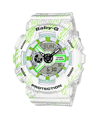 Picture of CASIO  BABY-G  BA-110TX-7A