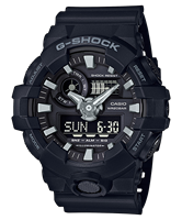 Picture of CASIO G-SHOCK GA-700-1B