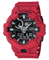 Picture of CASIO G-SHOCK GA-700-4A
