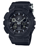 Picture of CASIO G-SHOCK  GA-100BBN-1A