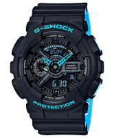 Picture of CASIO G-SHOCK   GA-110LN-1A